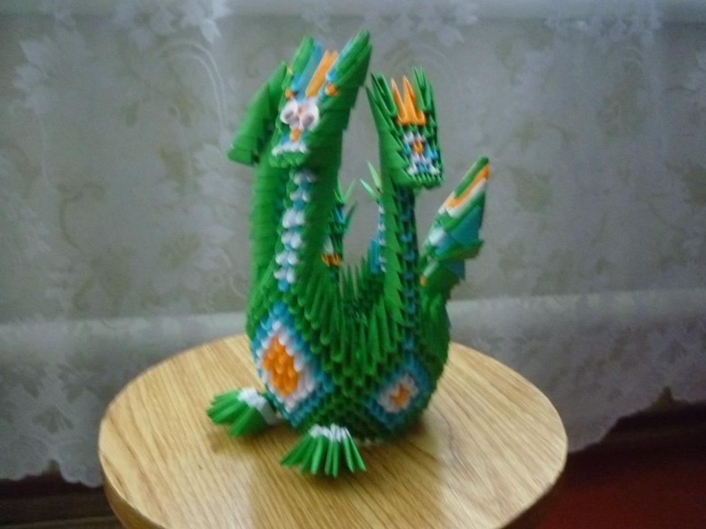 модульное оригами очень простые схемы